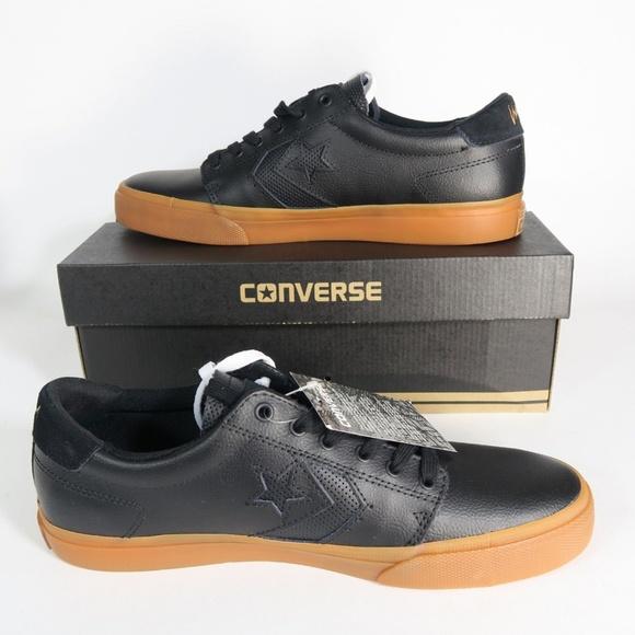 Converse Ka3 Ox Black Gum Sole